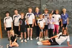 Zilveren Shuttle toernooi 2012